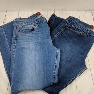 Lucky Brand Ankle Jeans Bundle